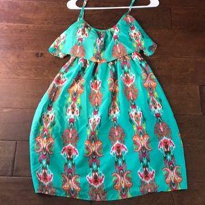 Dresses & Skirts - Spaghetti strap boutique dress